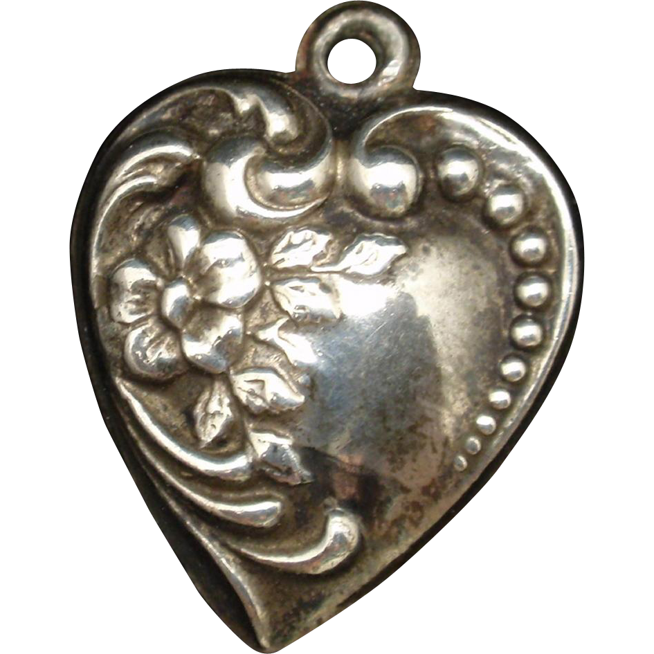 charm sterling silver vintage from