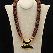 Carlton Ridge Statement Necklace