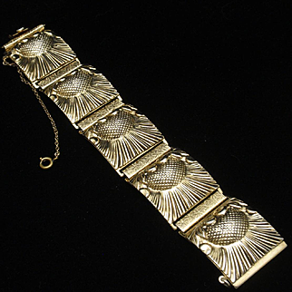 Whiting & Davis Vintage Bracelet
