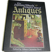 Book, The Spinning Wheel Complete Book of Antiques, Revi