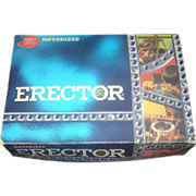 Gilbert Erector Set Mark 20 no 31102 vintage