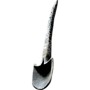 Spoon, Primitive, tribal, hand carved, folk art