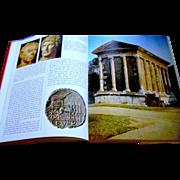 Book, The Order of Rome, HBJ Press, M Gwen Morgan, 1980
