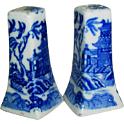 Salt and Pepper Shakers, Made in Japan, marked, early 20th c