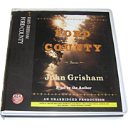 Book, DVD set, Ford Country, John Grisham