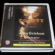 Book, DVD set, Ford Country, John Grisham