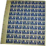 US Stamp Sheet:Washington and Lee University, no.982