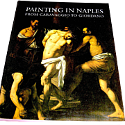Book, paperback Painting In Naples from Caravaggio To Giordanon
