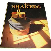 Vinage Book, The Shakers by Edward Purcell, Crescent, 1988