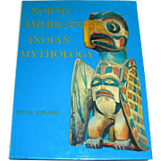 Vintage Book Native American- North American Indian Mythology