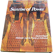 Vintage book Hellenism, Sunrise of Power, HBJ Press, 1980