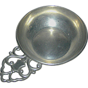 Vintage pewter dish, marked Royal Holland Pewter