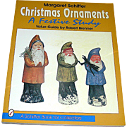 Christmas Ornaments, A Festive Study by Robert Brenner, First Edition, 1995