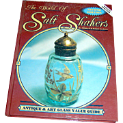 Vintage book: Salt Shakers, Mildred and Ralph Lechner, 2nd edition