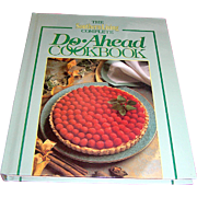 Cookbook, Do It ahead, 1982