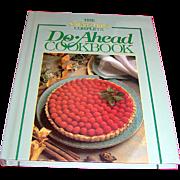 Cookbook, Do It ahead, 1982