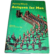 Vintage book of ant..... for men by Spinning Wheel, 1974