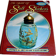 Vintage book, second edition, The World Of Salt Shakers, 2nd edition, 1996...collector's with old prices