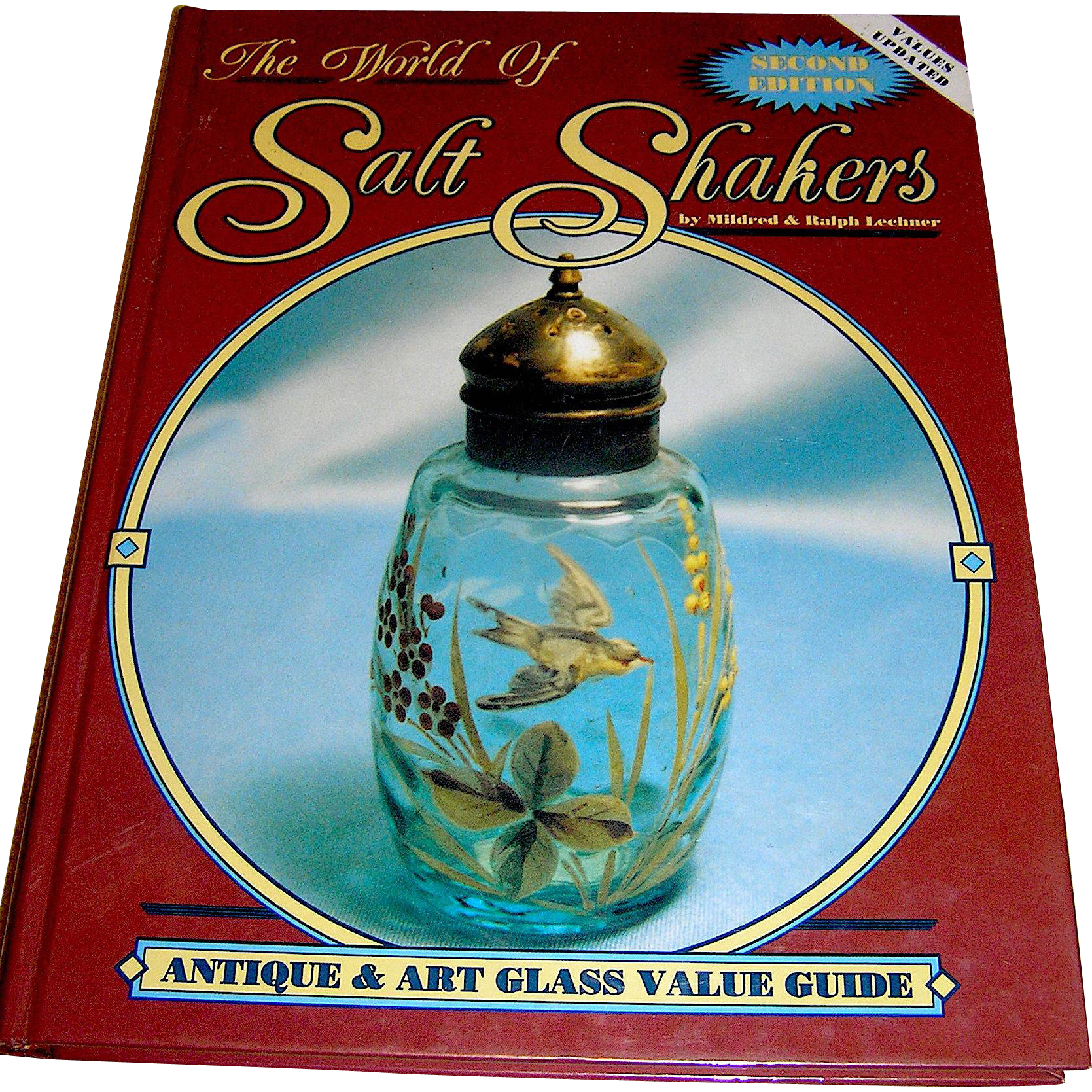 Vintage book, The World Of Salt Shakers, second edition, 1996 from ...