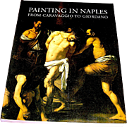 Vintage book, Painting in Naples from Carravagio to Giordano, 1982 Royal Academy of Arts