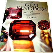 Vintage book, The Gem Kingdom, Boltin, 1971