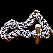 Retro Bracelet from the 1980's for average  wrist