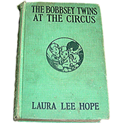 The Bobbsey Twins at the Circus by Laura Lee Hope, 1932