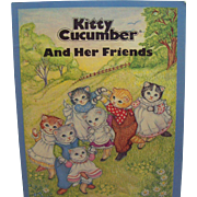 Kitty Cucumber and Her Friends Book 1986