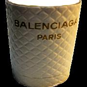 vintage Balenciaga Paris Le Dix perfume parfum miniature mini bottle in box LeDix France