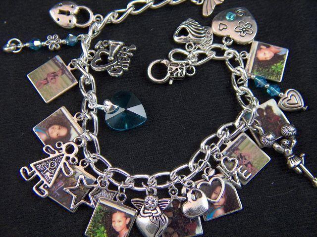Customized Charm Bracelets Bangle