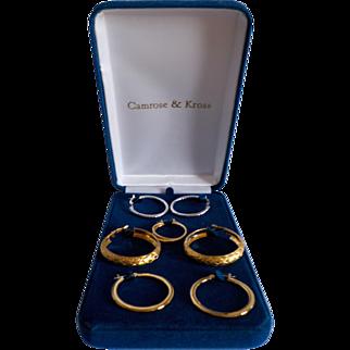 Camrose & Kross Earrings