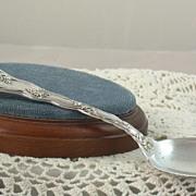 Simpson Hall & Miller Mille Fleur Casserole Spoon