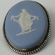 Wedgwood Brooch
