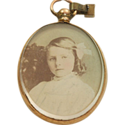 Estate English Edwardian 9 C Locket
