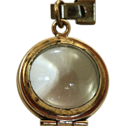 Genuine 'Pool of Light' Locket
