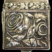 Sterling Repose Rose Box