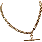 Birmingham 1896 9 CT Albert Chain