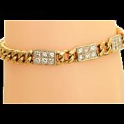 Estate 18 K Laykin et Cie 1.8 CT Diamond Bracelet