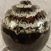 Eames Era Modern Large Vase Signed - Ruschke