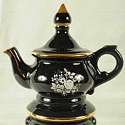 Lovely Giffard Collectors Bottle Black Tea Kettle