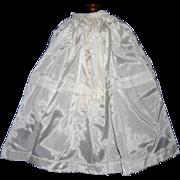 Vintage fashion Lg doll slip Madame Alexander Revlon