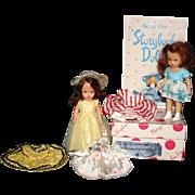 Nancy Ann story book dolls original costumes Little Sister Series box