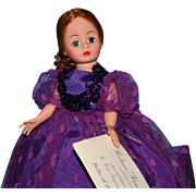 Exclusive Madame Alexander Cissette Belle of the Ball MIB
