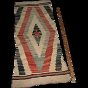 1940's Navajo weave rug