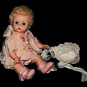 "8"" Vinyl Little baby Genius Madame Alexander all original"