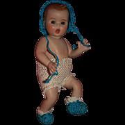 "8"" Porcelain bisque artist Gerber baby"