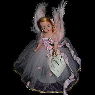 Madame Alexander Pink pristine Angel Cissette 75th Anniversary Guardian