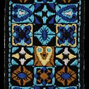Vintage Embroidered trim