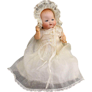 "8"" Armand Marseille 351 HTF  German baby"
