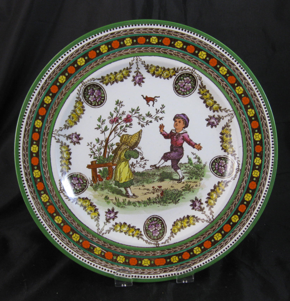 dating transferware This japanese vintage imari ware porcelain inban plate is about 80-90 years old, dating to the early taisho or showa era it is made with the method of and in the style of inban inban is.